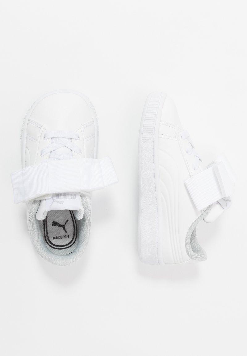 Puma - VIKKY V2 RIBBON - Sneakers laag - white