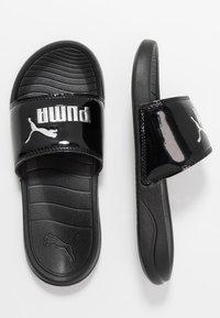 Puma - POPCAT 20 LUX  - Mules - black/silver - 0