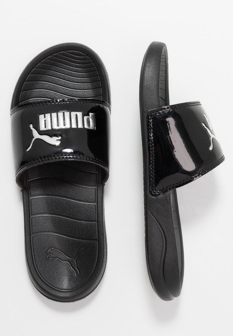 Puma - POPCAT 20 LUX  - Mules - black/silver