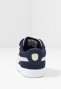 Puma - ICRA TRAINER  - Baskets basses - peacoat/gray violet/nrgy yellow/white - 4