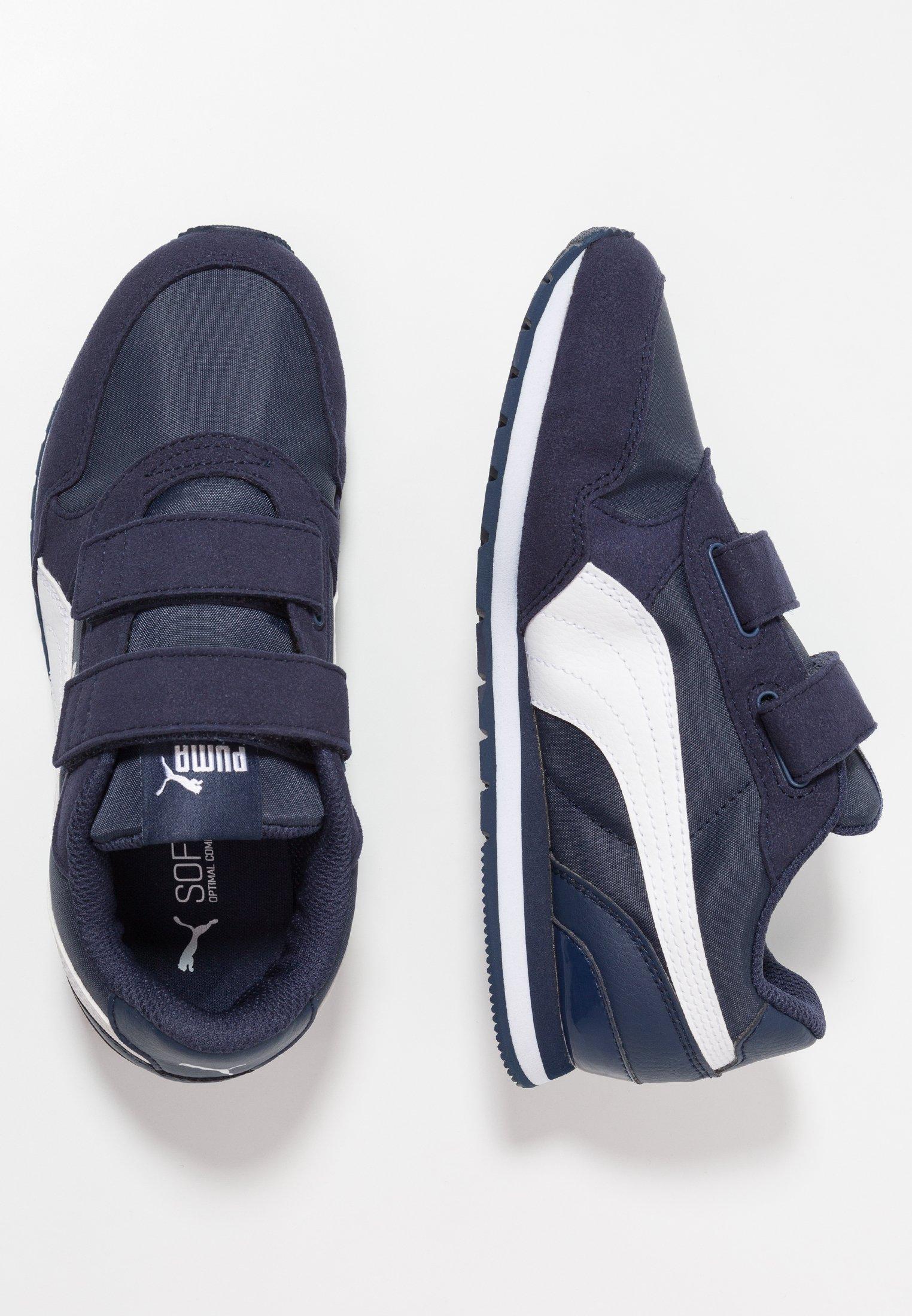 ST RUNNER V2 Sneaker low peacoatwhite