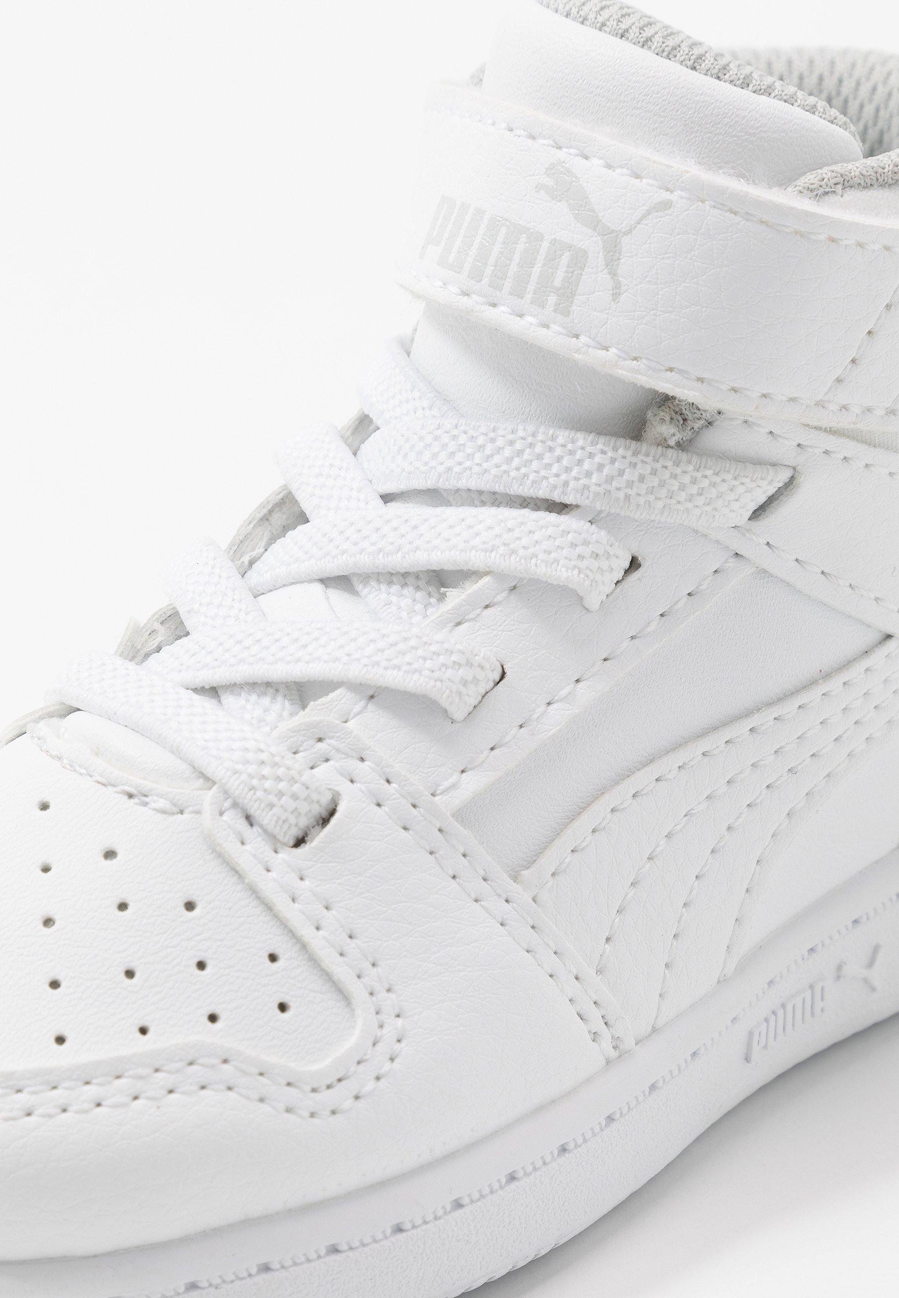 REBOUND LAYUP Sneakers hoog whitegray violet