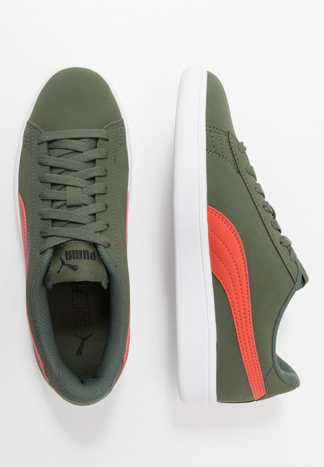 SMASH V2 BUCK - Sneakers - thyme/black