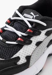 Puma - CELL ALIEN - Mocassins - black/high risk red - 2