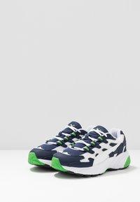 Puma - CELL ALIEN - Sneakers basse - white/peacoat - 3