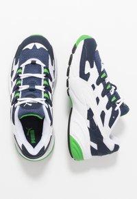 Puma - CELL ALIEN - Sneakers basse - white/peacoat - 0