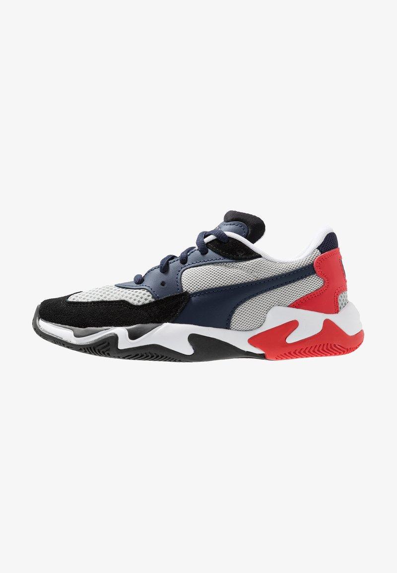 Puma - STORM ORIGIN - Sneaker low - black/high rise