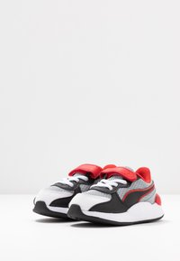 Puma - RS 9.8 PLAYER  - Baskets basses - black/high risk red - 3