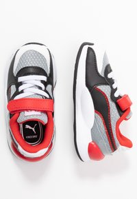 Puma - RS 9.8 PLAYER  - Baskets basses - black/high risk red - 0