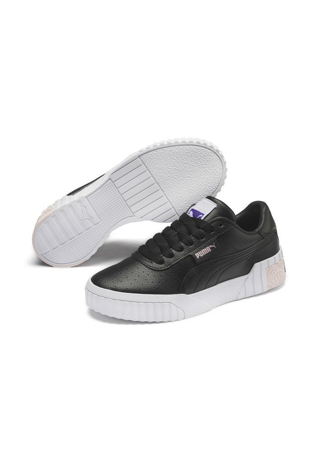 CALI YOUTH - Sneakers basse - black/rosewater/purple