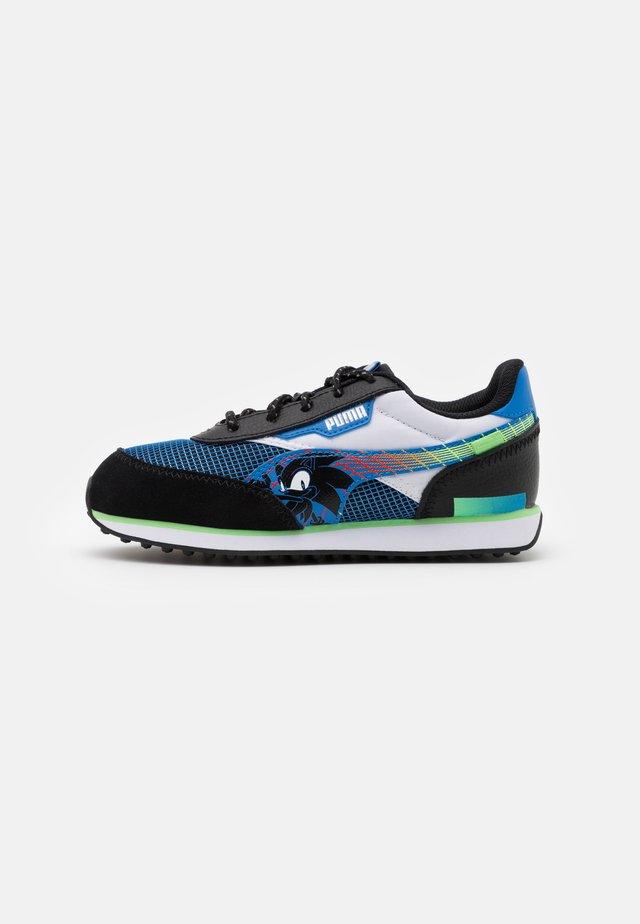SEGA FUTURE RIDER  - Trainers - palace blue/black