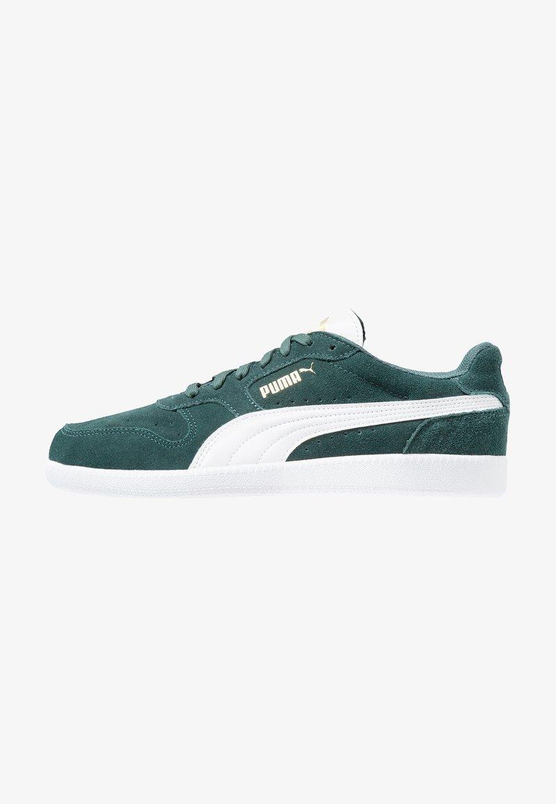 Puma - ICRA TRAINER - Sneakers laag - ponderosa pine/white/team gold