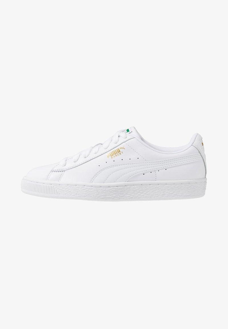 Puma - BASKET CLASSIC - Sneakers laag - white