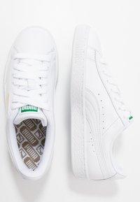 Puma - BASKET CLASSIC - Sneakers laag - white - 1