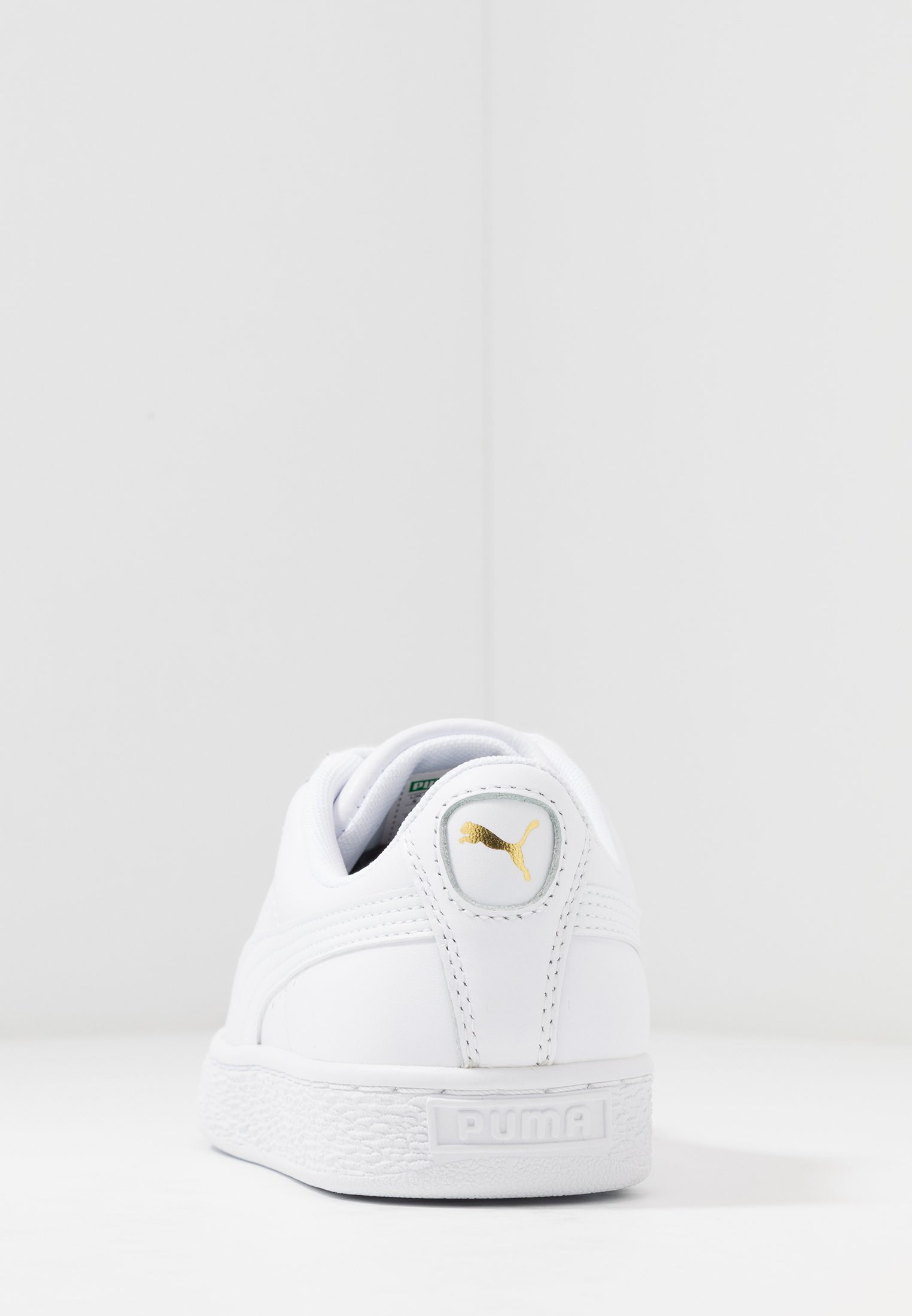 Puma BASKET CLASSIC - Baskets basses - white