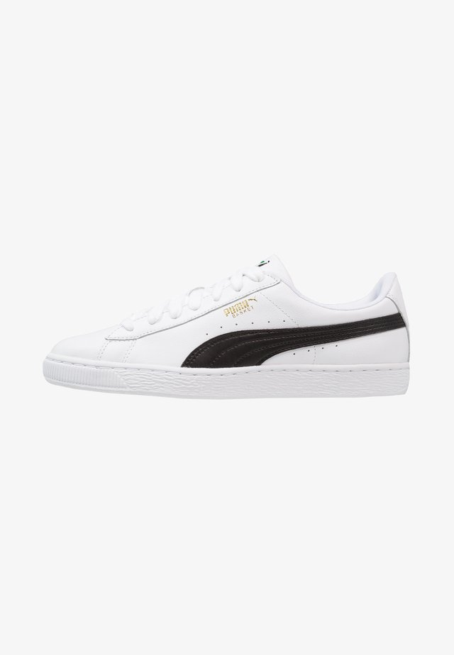 BASKET CLASSIC - Sneakers - white/black