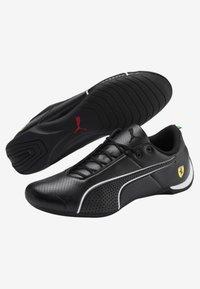 Puma - Sneakers basse - black/white - 5