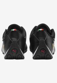 Puma - Sneakers basse - black/white - 3