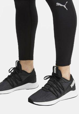 NRGY STAR - Sneaker low - black/white
