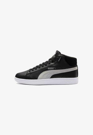 SMASH - Höga sneakers - black