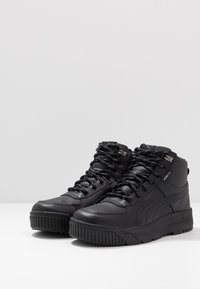 Puma - TARRENZ PURETEX - Baskets montantes - black - 2