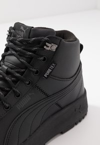 Puma - TARRENZ PURETEX - Baskets montantes - black - 5