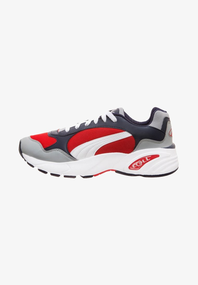 Puma - Trainers - red