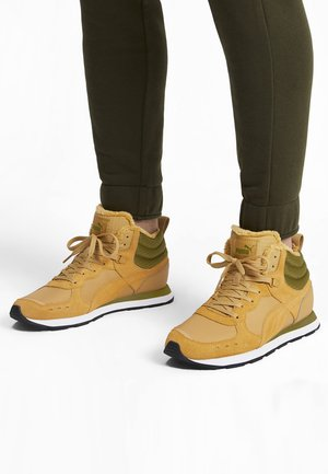 VISTA  - High-top trainers - beige