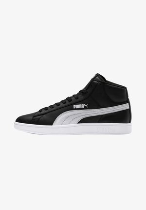 SMASH - High-top trainers - black/white