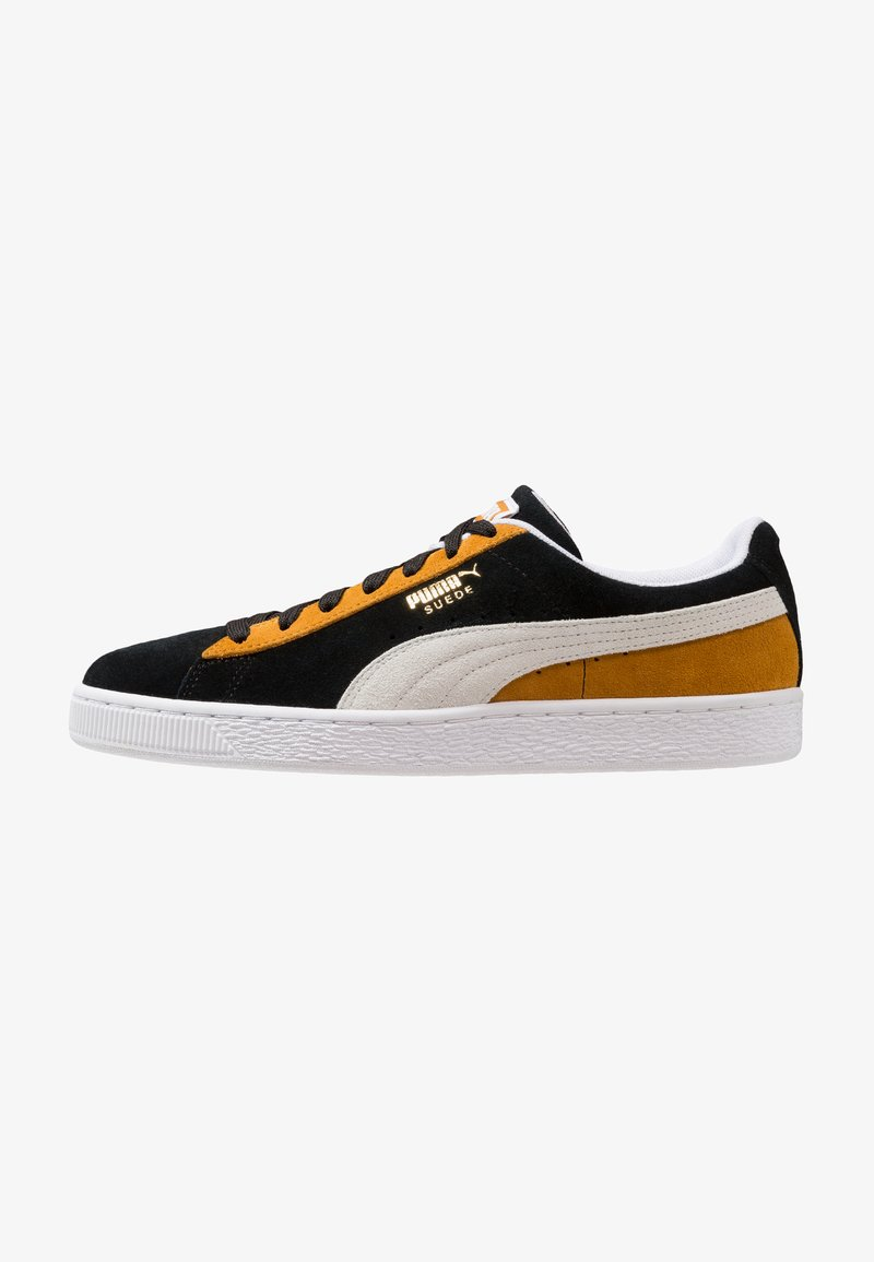 Brown Puma white ClassicBaskets Basses Black buckthorn 34RL5Ajq