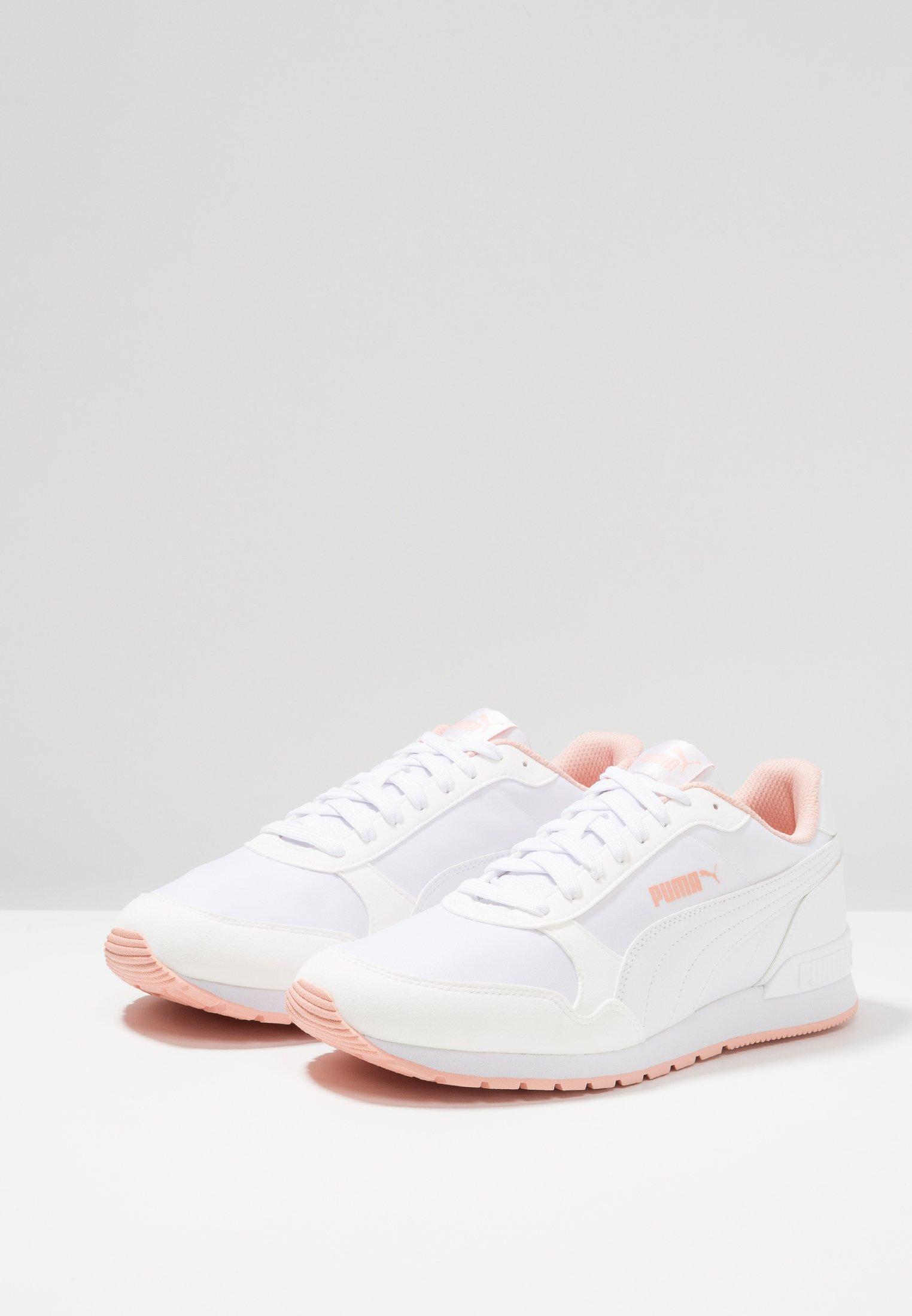 Puma Runner - Sneaker Low White/peach Bud Black Friday