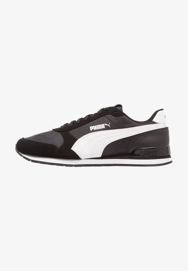RUNNER - Zapatillas - black/white