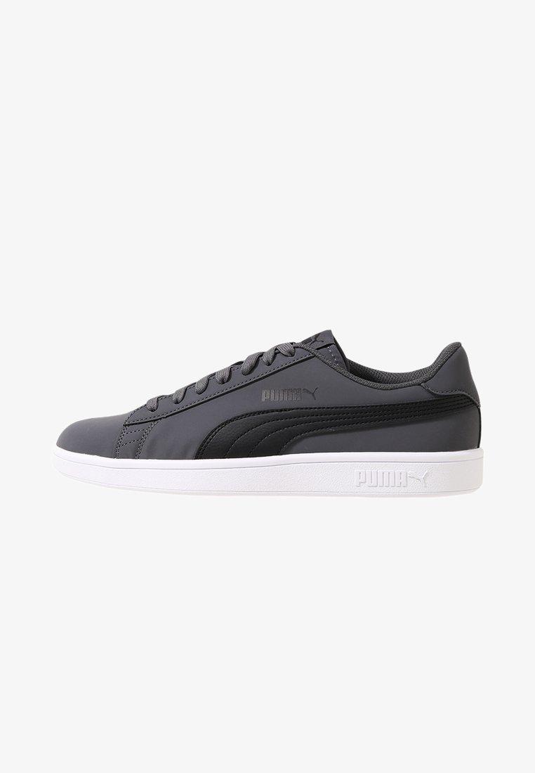 Puma - SMASH V2 BUCK - Sneakers laag - iron gate/puma black