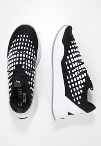 Puma - AVID FUSEFIT - Sneakers - puma black/puma white - 1
