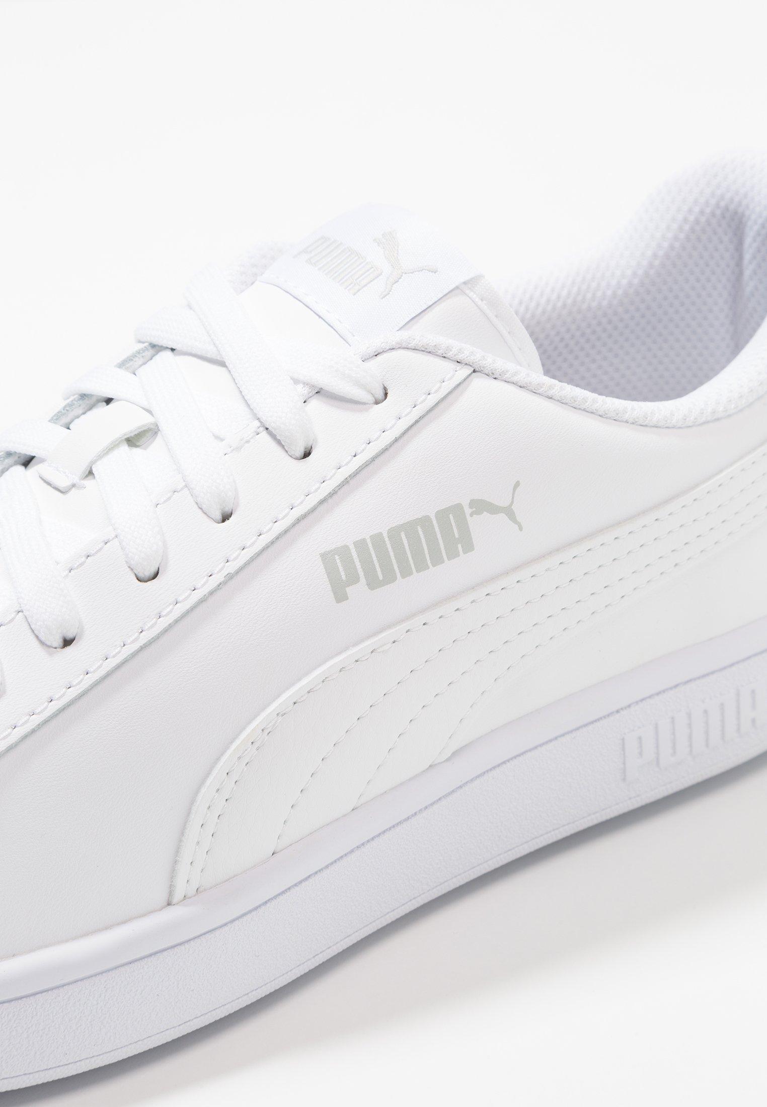 Puma SMASH Sneaker low white