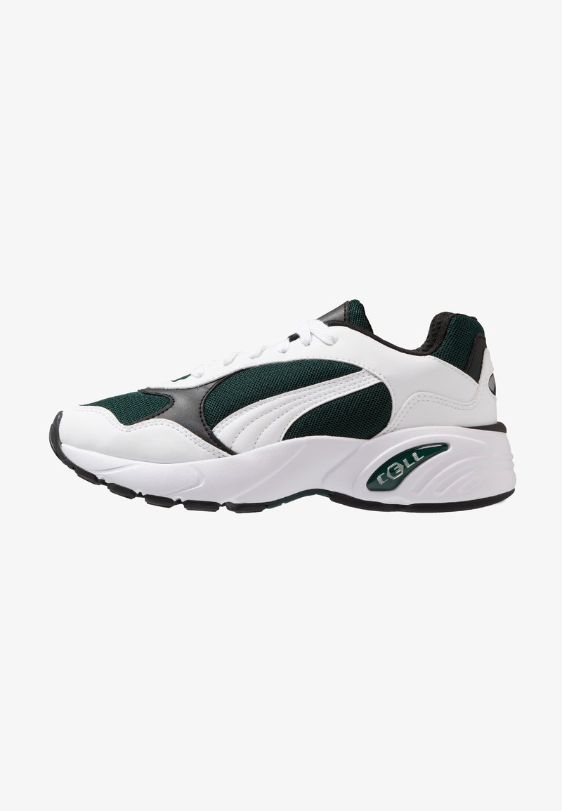 Puma - CELL VIPER - Sneaker low - white/ponderosa pine