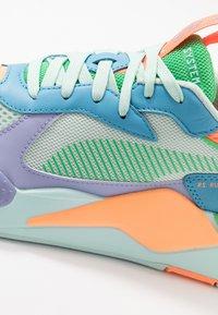 Puma - RS-X TOYS - Baskets basses - bonnie blue/sweet lavender - 5