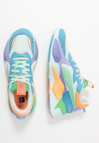 Puma - RS-X TOYS - Baskets basses - bonnie blue/sweet lavender - 1