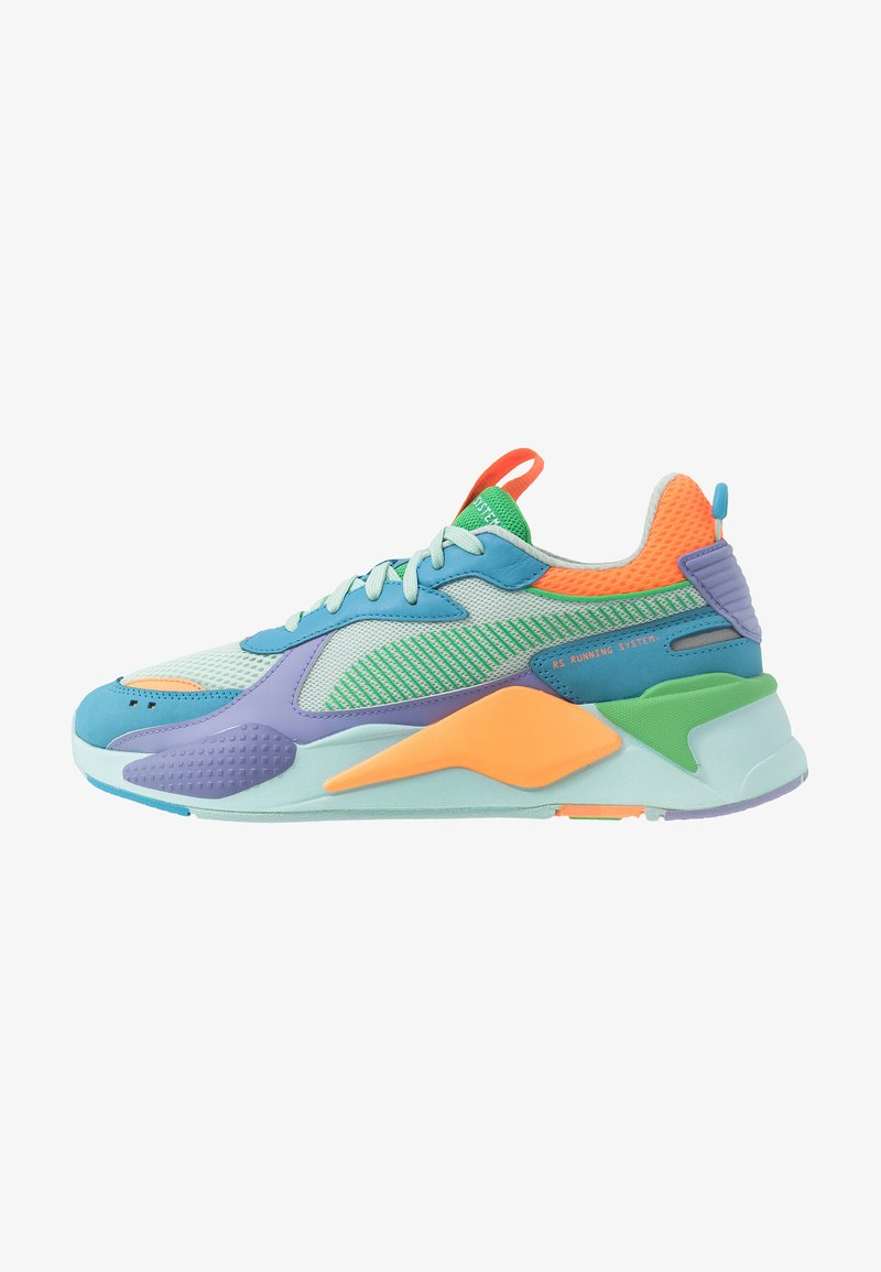 Puma - RS-X TOYS - Baskets basses - bonnie blue/sweet lavender