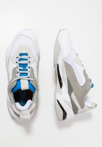 Puma - THUNDER SPECTRA - Trainers - glacier gray/indigo bunting - 1