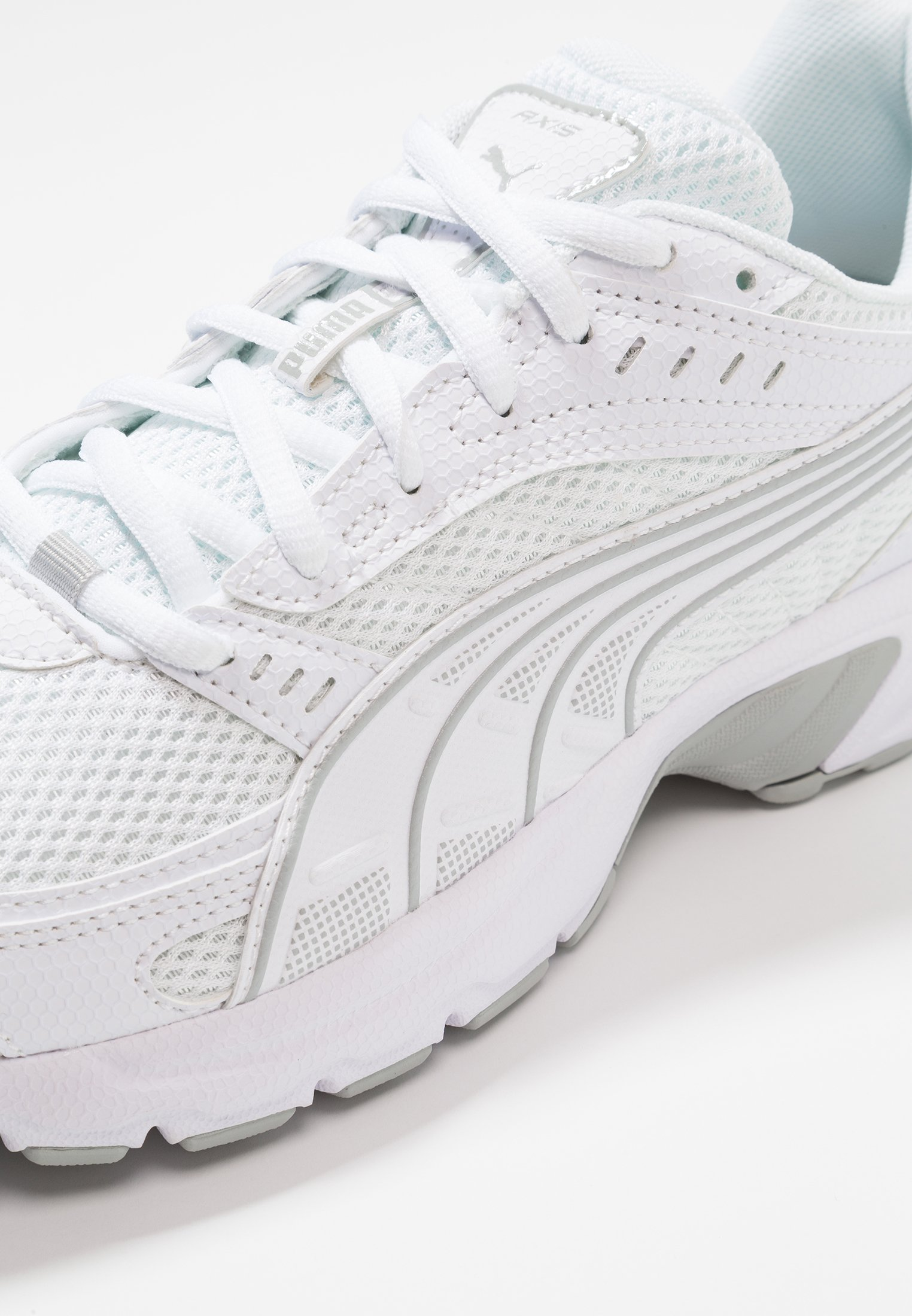 Puma AXIS Sneakers laag whitehigh rise Zalando.nl