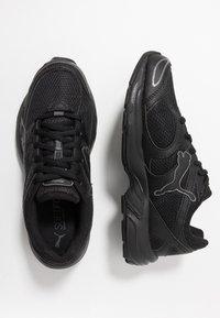 Puma - AXIS - Tenisky - black/asphalt - 1