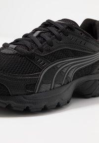Puma - AXIS - Tenisky - black/asphalt - 5