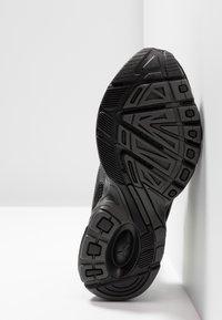 Puma - AXIS PLUS - Sneakers - black/asphalt - 4