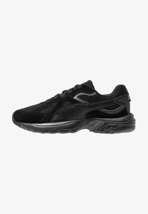 AXIS PLUS - Trainers - black/asphalt