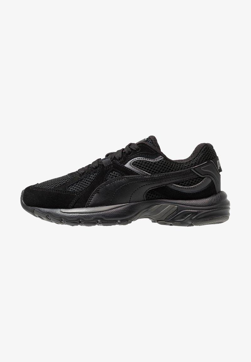 Puma - AXIS PLUS - Sneakers - black/asphalt
