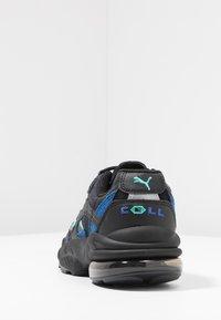 Puma - CELL ALERT - Zapatillas - black/galaxy blue - 3