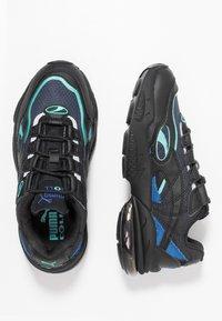 Puma - CELL ALERT - Zapatillas - black/galaxy blue - 1