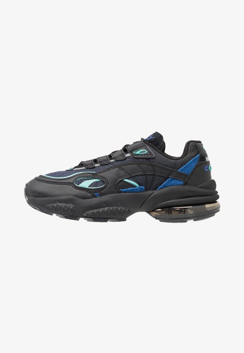 Puma - CELL ALERT - Zapatillas - black/galaxy blue