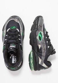 Puma - CELL KINGDOM - Sneaker low - black/steel gray - 1